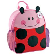 Toddler sidekick backpack | Ladybug mini sidekick backpack for preschoolers