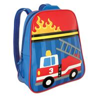 Toddler Go Go Bags | Firetruck Go Go Bag