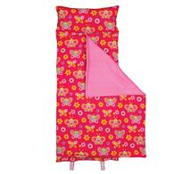 ALL-OVER PRINT NAP MAT BUTTERFLY (F15)