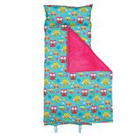 ALL-OVER PRINT NAP MATS OWL (F15)