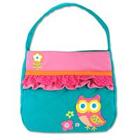 Toddler quilted purses | Owl quilted purse